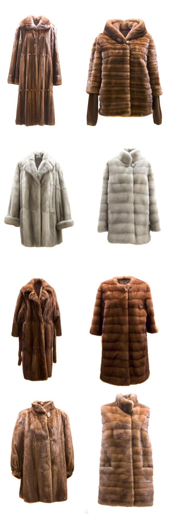 Prezzo rimessa a modello pellicce